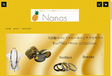 アジアン雑貨 nanas storejp店